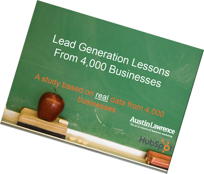 online lead generation inbound marketing number crunching