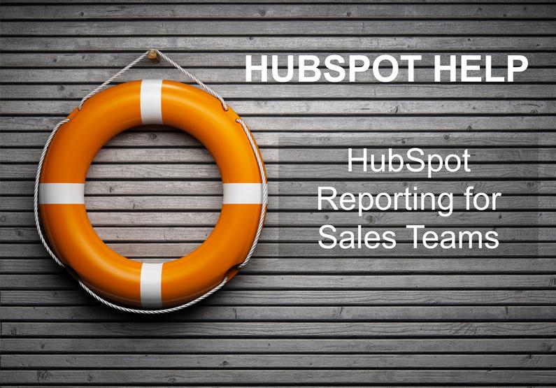 HubSpotHelpSalesReporting